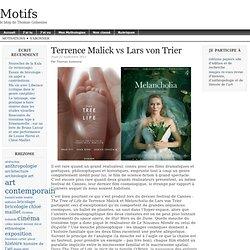 Terrence Malick vs Lars von Trier
