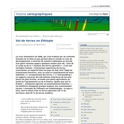 Vol de terres en Ethiopie