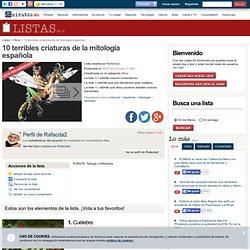 Ranking de 10 terribles criaturas de la mitología española