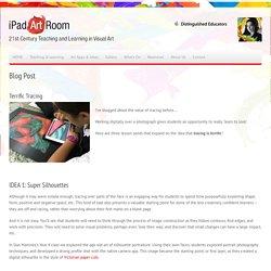 Terrific Tracing on iPad