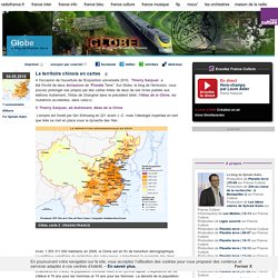 Le territoire chinois en cartes - Globe