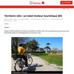 Territoire vélo : un label moteur touristique (61) - Localtis - 9 février 2018 - Delphine LETHU