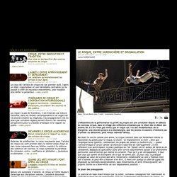 Le rapport à la performance !! (2008)