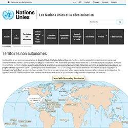 Les Nations Unies et la décolonisation