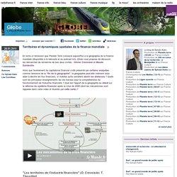 Territoires et dynamiques spatiales de la finance mondiale - Globe