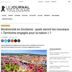 Quels seront les « Territoires engagés pour la nature » en Occitanie ?