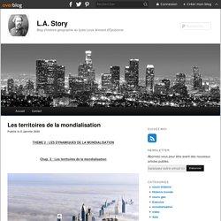 Les territoires de la mondialisation - blog histoire geographie lycée eaubonne