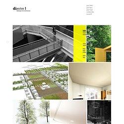 fabrique de territoires . projets par date » Atelier de projet pluridisciplinaire composé d'architectes, de paysagistes et d'urbanistes.