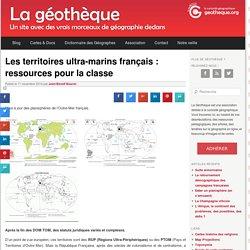 Les territoires ultra-marins français : ressources pour la classe