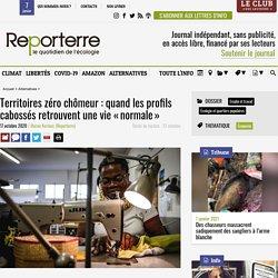 Territoires zéro chômeur: quand les profils cabossés retrouvent une vie «normale»