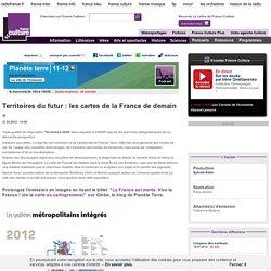Territoires du futur : les cartes de la France de demain