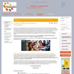"""Conférence """"Mécénat territorial et collectivités"""""""