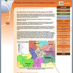 La directive territoriale d'aménagement (DTA)