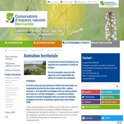 Conservatoires d'espaces naturels de Normandie