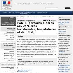 PACTE (parcours d'accès aux carrières territoriales, hospitalières et de l'Etat)