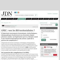 GPEC: vers les RH territorialisées?