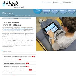 Territorio eBook
