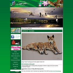 Territory Wildlife Park -