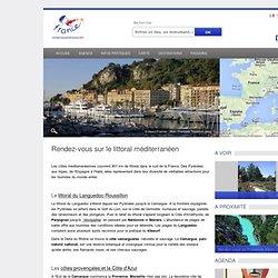 Rendez-vous sur le littoral méditerranéen** : TerritoryTerritory visites, infos pratiques, évènements