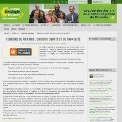 EELV PICARDIE 03/07/12 Terroirs de Picardie : circuits courts et de proximité