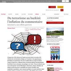 Du terrorisme au burkini: l'inflation du commentaire