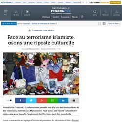 Face au terrorisme islamiste, osons une riposte culturelle