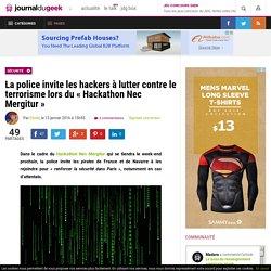 La police invite les hackers à lutter contre le terrorisme lors du «Hackathon Nec Mergitur»