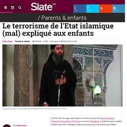 Le terrorisme de l'Etat islamique (mal) expliqué aux enfants