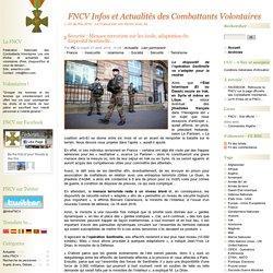 Sécurité : Menace terroriste sur les école, adaptation du dispositif Sentinelle...
