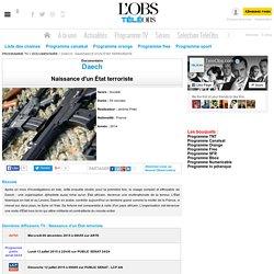 Daech Naissance d'un État terroriste - Documentaire 2014 - TéléObs