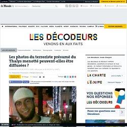 [Actu] Les photos du terroriste présumé du Thalys menotté peuvent-elles être diffusées? (août 2015)