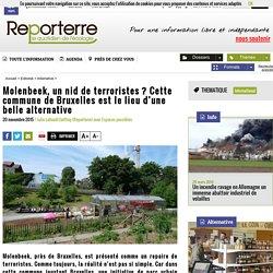 Molenbeek, un nid de terroristes? Cette commune de Bruxelles est le lieu d'une belle alternative