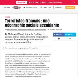Terroristes français : une géographie sociale accablante