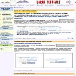 CARMI TERTIAIRE - GRENOBLE : CEGID, usages