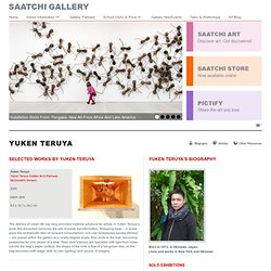 Yuken Teruya - Sculpture - The Saatchi Gallery