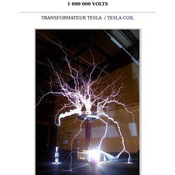 Tesla Coil France