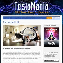 The Healing Field – TeslaMania – 2016 Tesla Electric Festival