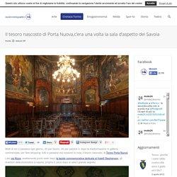 Il tesoro nascosto di Porta Nuova,c'era una volta la sala d'aspetto dei Savoia