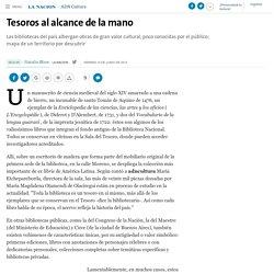 Tesoros al alcance de la mano - 14.06.2013 - LA NACION