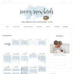 Printable Snowbird Checklist – Become A Snowbird with Ease