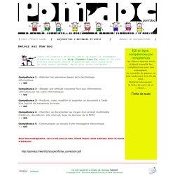 Test B2i au cycle 3 - Pomdoc / Eloce
