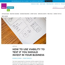 How to Test if Your Business is Viable