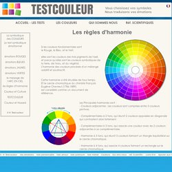 Deco yokmok pearltrees - Couleurs opposees cercle chromatique ...