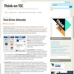 Test Drive: Edmodo