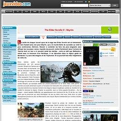 Test de The Elder Scrolls V : Skyrim sur Xbox 360