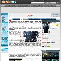 Test de Fahrenheit sur Playstation 2