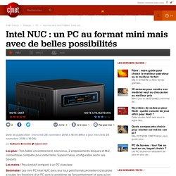 Test Intel NUC NUC7I3BNH : notre avis