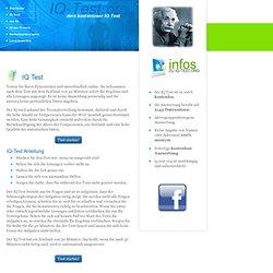 einfach, online, IQ-Test.org