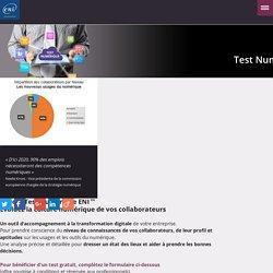 Test Numérique ENI