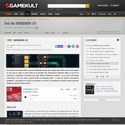 Test SHENZHEN I/O sur PC - Gamekult